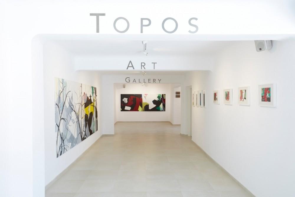 art gallery santorini