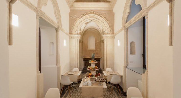 Villa Boscarino Hotel Story Interview