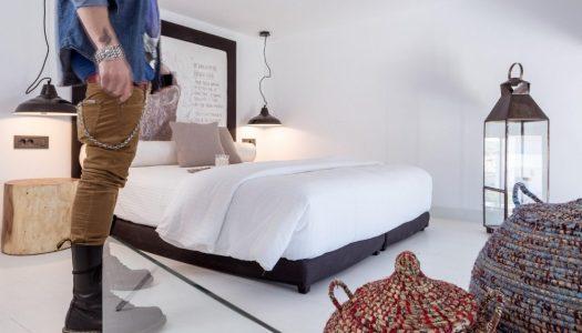 Δειτε πως ενα Ξενοδοχειο κανει τα κρεβατια του, το επικεντρο του Design του
