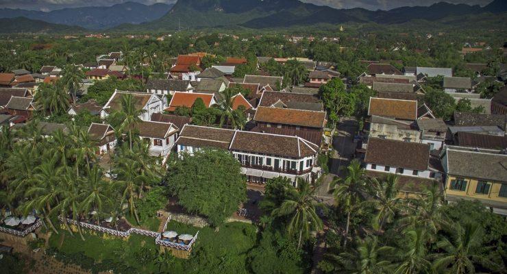 THE BELLE RIVE HOTEL, Luang Prabang