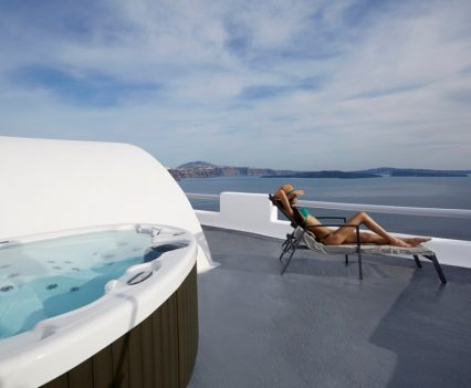 hotel jacuzzi design, aisling micro hotel