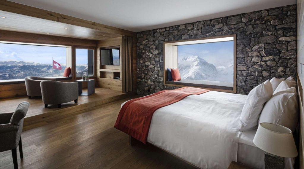 Chetzeron, Canton of Valais, Switzerland