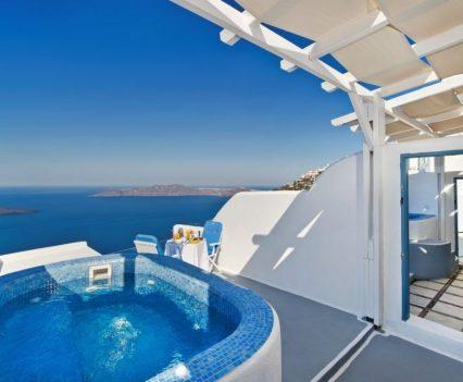 hotel jacuzzi design, pegasus suites spa
