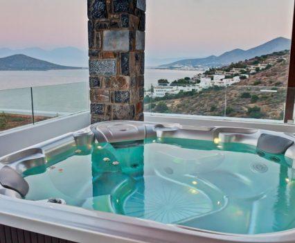 hotel jacuzzi design, royal-marmin bay boutique art hotel