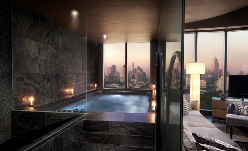 hotel jacuzzi design