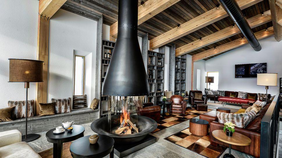 τζάκια | The Chedi Andermatt | Hotelier Academy