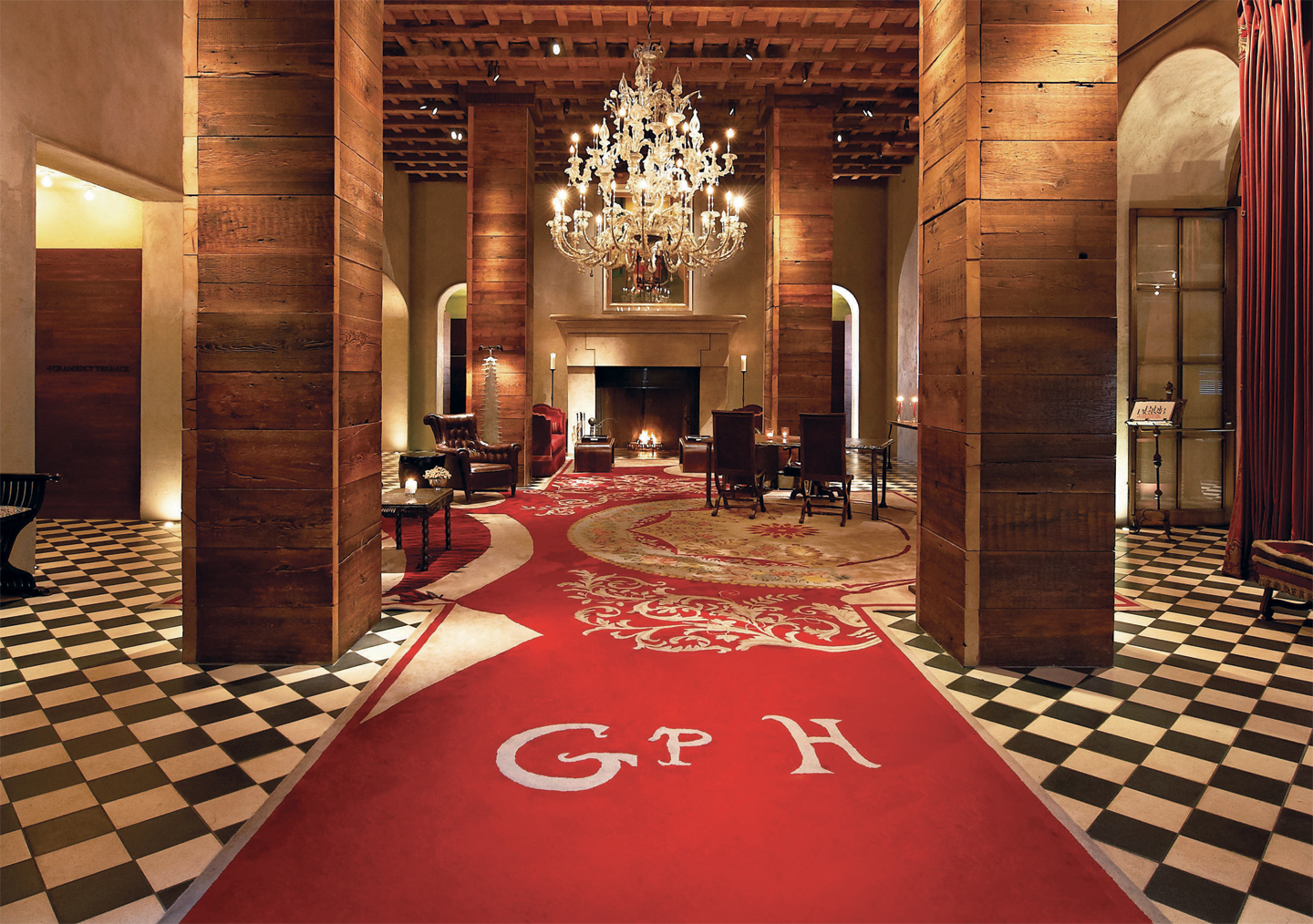 Gramercy Park Hotel | Fireplaces | Hotelier Academy