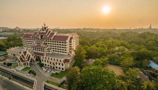 Αυτο το Burmese Style ξενοδοχειο φιλοξενει Green Themed Meetings!