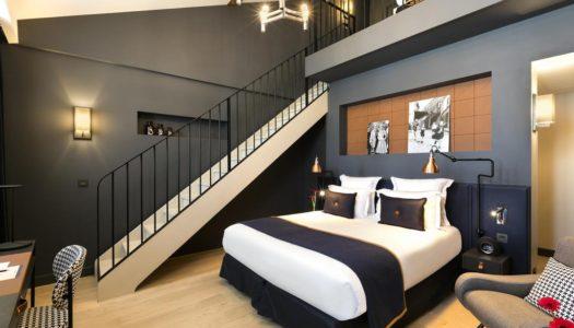 Μαθηματα Ξενοδοχειακου Interior Design απο ενα μοναδικο ξενοδοχειο στο Παρισι