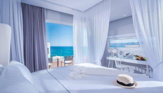 Ενα family-run ξενοδοχειο αναβαθμιζεται σε 4 αστερων, διατηρωντας ομως τις αξιες & τη φιλοσοφια του