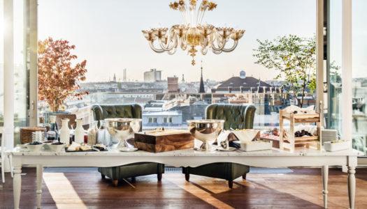 Πως ενα ξενοδοχειο στη Βιεννη κανει την γαστρονομια της πολης σημειο αναφορας