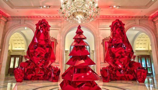 Χριστουγεννιατικη διακοσμηση ξενοδοχειου: Πως να κανετε το καταλυμα σας να ξεχωρισει