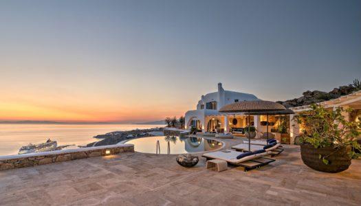 Μια εταιρεια με βιλες στη Μυκονο, εξηγει τι ειναι αυτο που ικανοποιει περισσοτερο τους villa guests