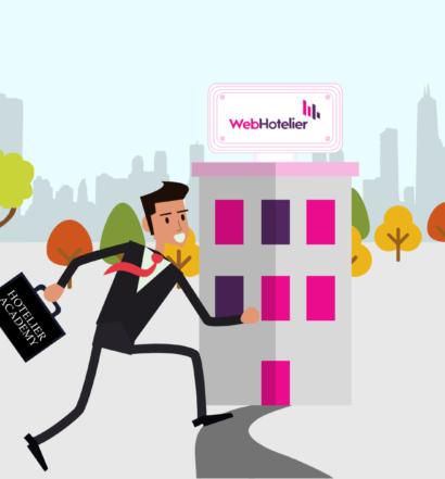 Hotelier Academy - WebHotelier