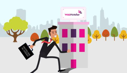 Η νεα συνεργασια της Hotelier Academy με την WebHotelier!