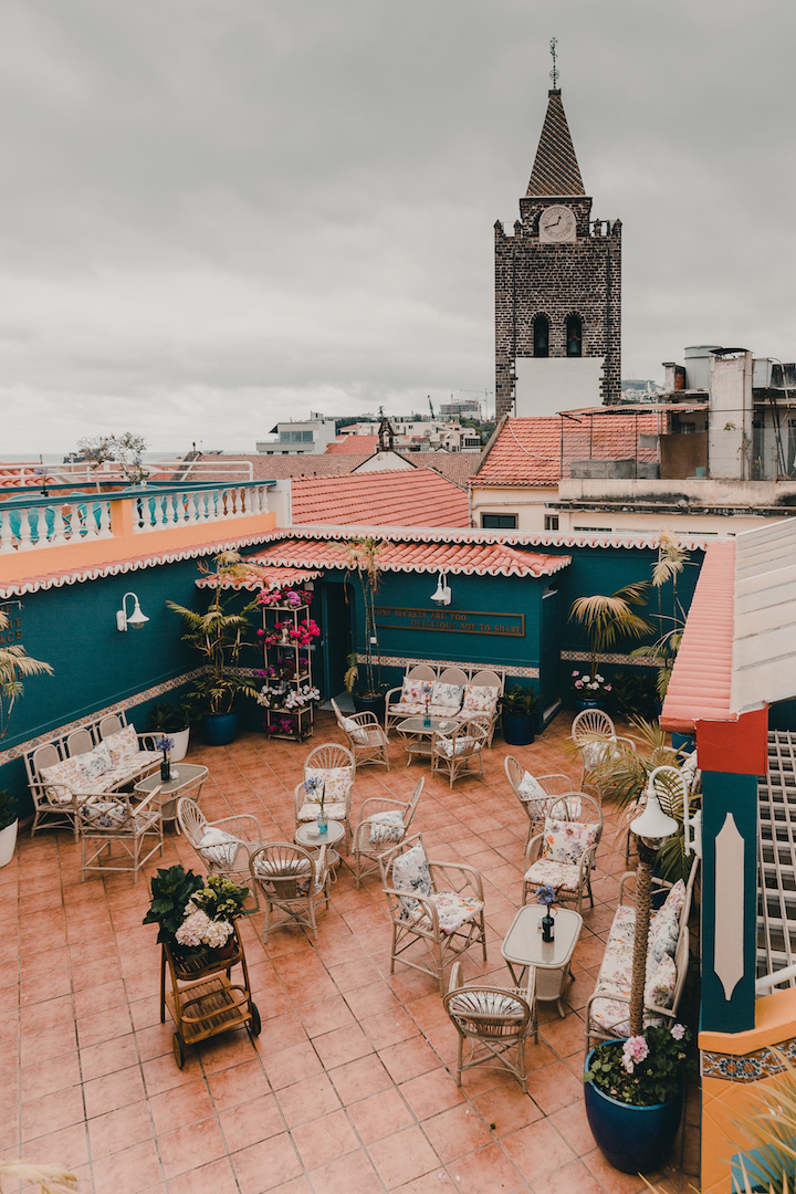 Hotel Rooftop