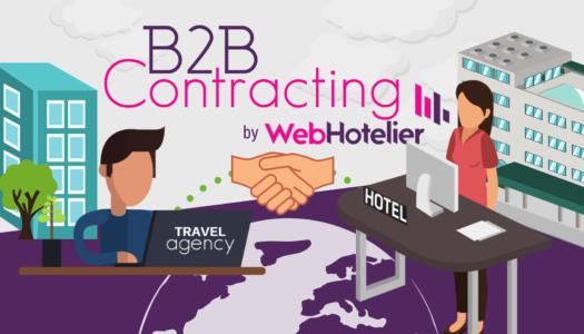 B2B Contracting by WebHotelier: Αναπτυξτε νεα συμβολαια & συνεργασιες με Travel Agents, μεσα από το booking engine του ξενοδοχειου σας!