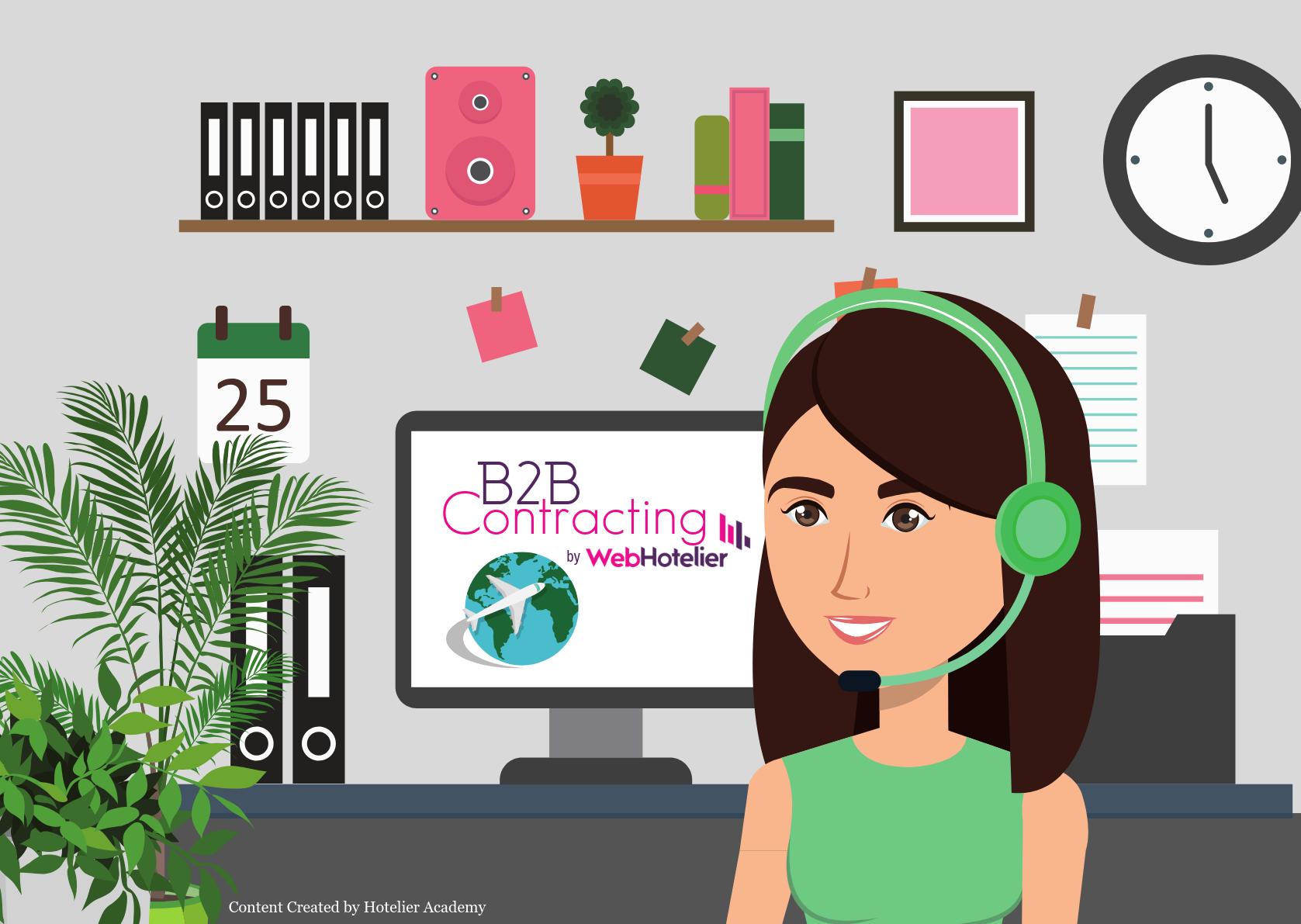 b2b contracting - Hotelier Academy