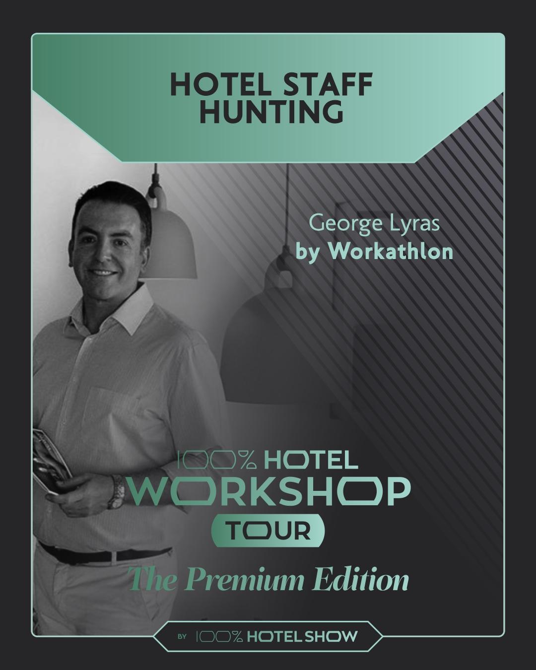 100% Hotel Workshop - Hotelier Academy
