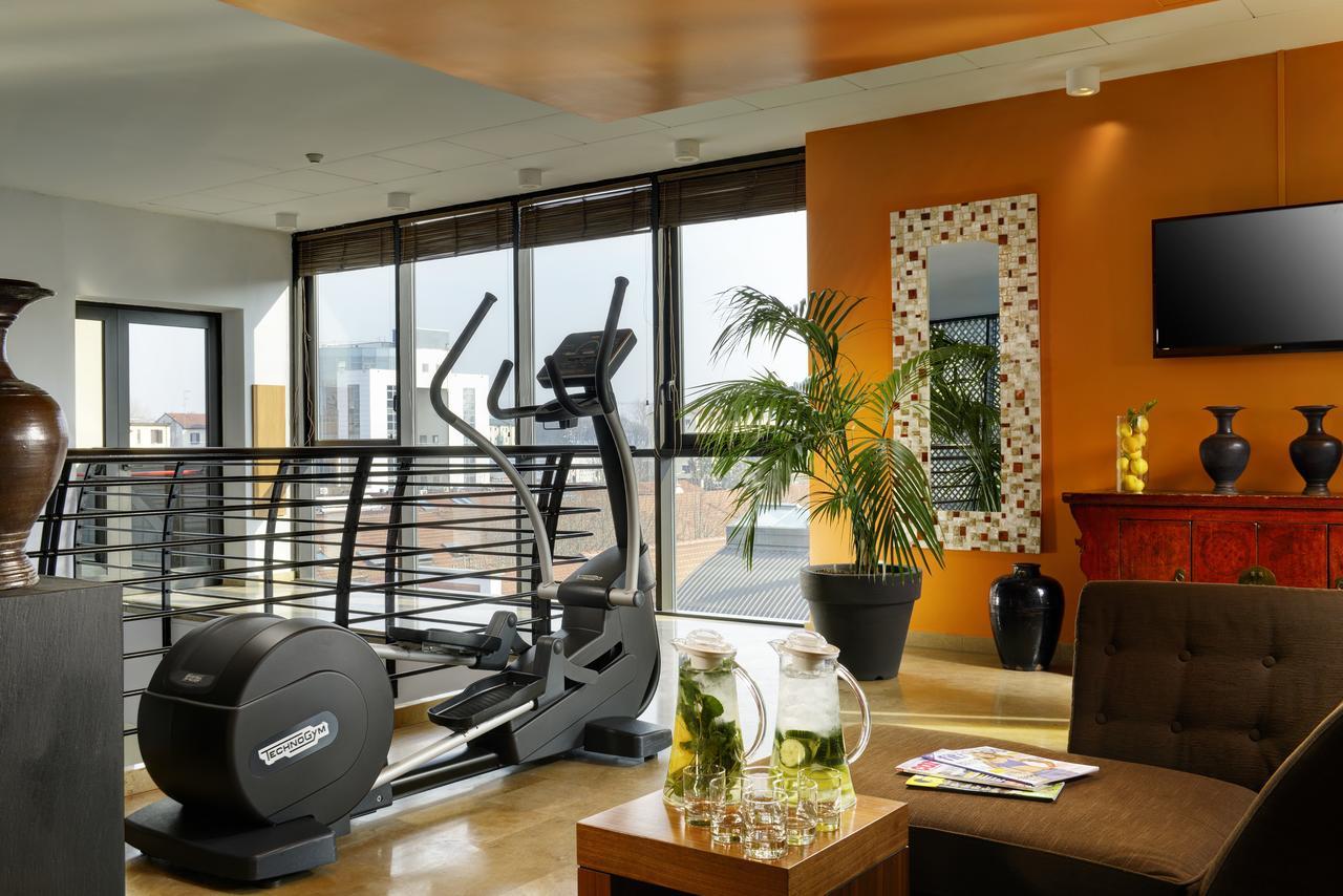 γυμναστήριο ξενοδοχείου hotelier academy