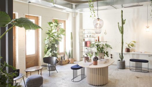 "Hotel Interior ""Planting"": Δημιουργωντας πρασινους εσωτερικος χωρους ξενοδοχειων"